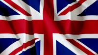 [British national flag]Picture material download