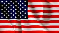 [American flag]Picture material download