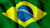 [Brazil national flag]Picture material download