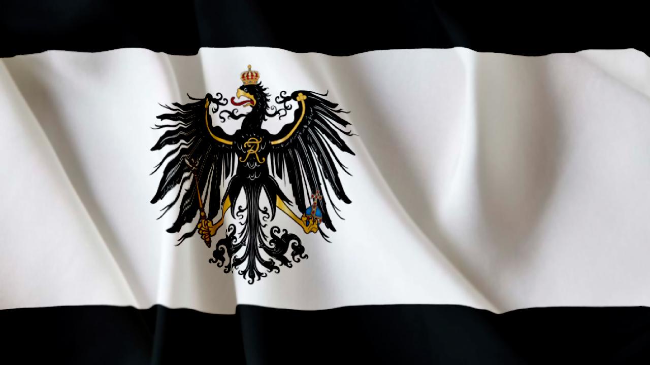 プロイセン王国国旗の画像 - ジ...