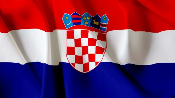 Croatian national flag