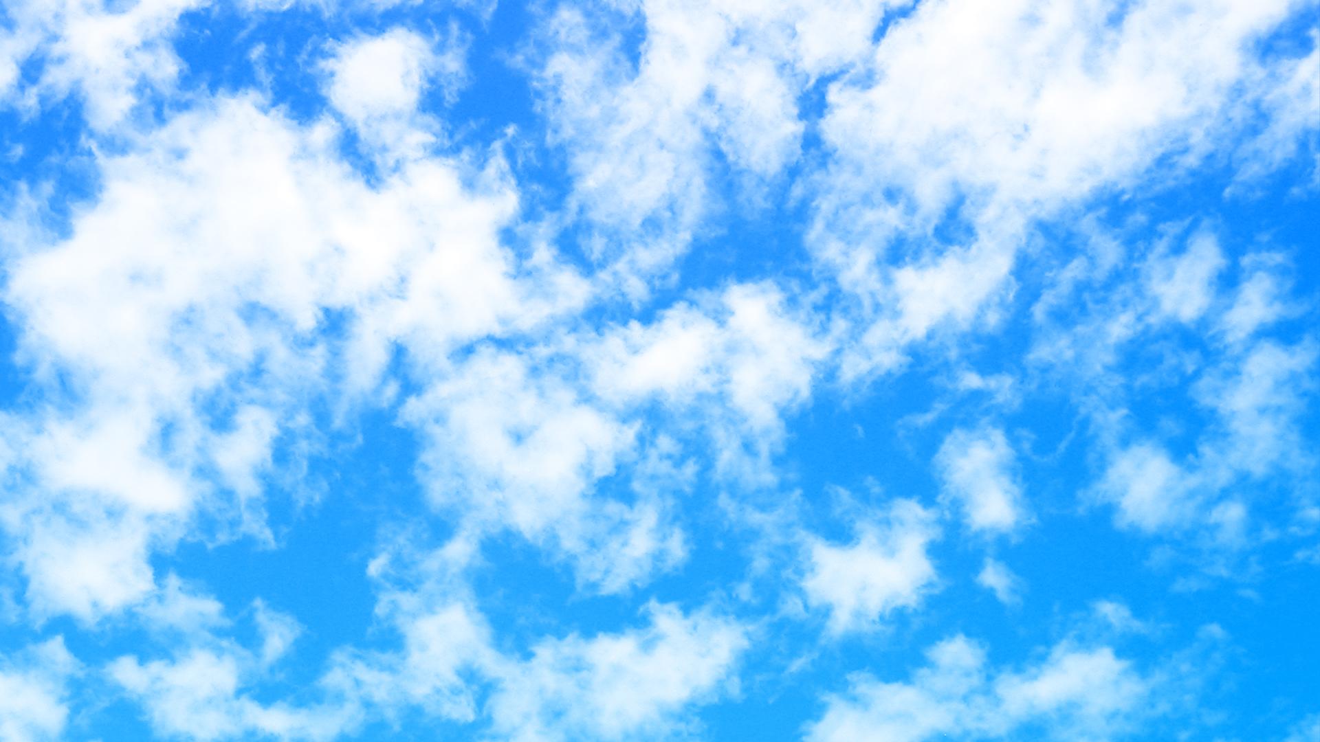 雲017 雲017 空 雲 壁紙 青色 ファイルサイズ:1227kb 画像素材