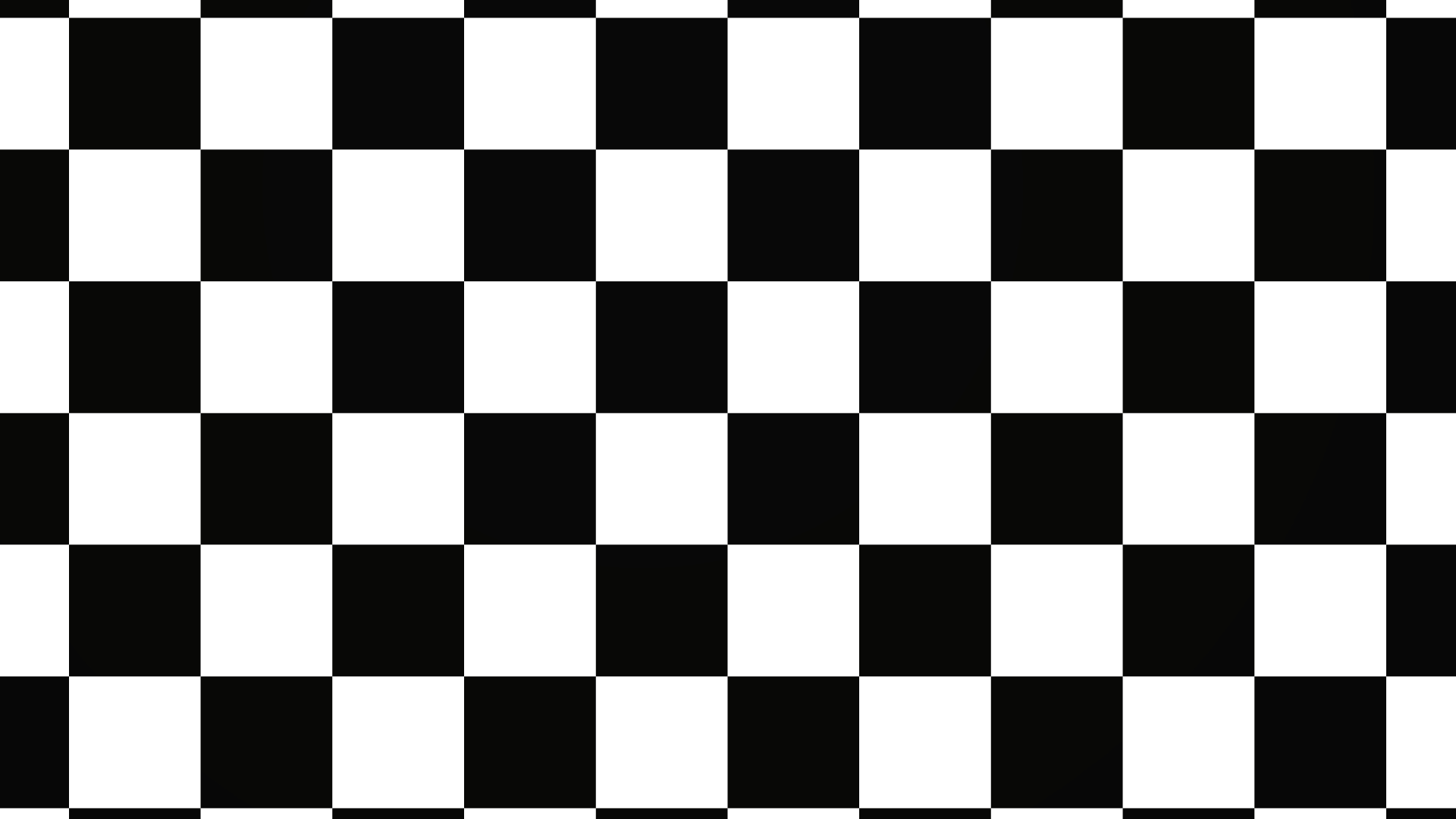 白と黒のチェック柄の画像 ジーソザイ